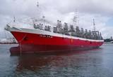新世纪大西洋灯光船
